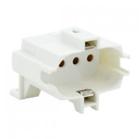 Cod.SOQ5 - Soquete PL-4P (9W-11W)  - lampadas.net