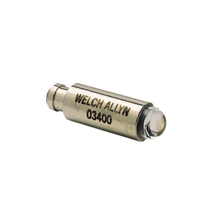 Cod.WA034 - Lâmpada Laringoscópio Welch Allyn 03400  - lampadas.net