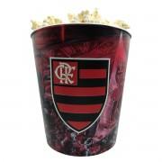 Balde de pipoca do Flamengo