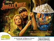 Balde de Pipoca Jungle Cruise - 5 litros