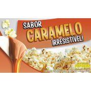 Caramelos e sabores p/ Pipoca Doce - sabor Caramelo Toffe - 1kg