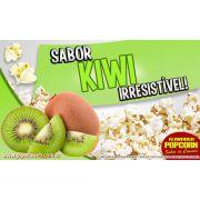 Sabores p/ caramelizar Pipoca Doce - Kiwi - 1kg