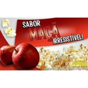 Caramelos e Sabores p/ Pipoca Doce - Maça - 1kg
