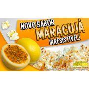 Caramelos e Sabores p/ Pipoca Doce - Maracujá - 1kg