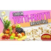 Caramelos e Sabores p/ Pipoca Doce - Tutti Frutti - 1kg