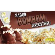 Caramelos e sabores p/ Pipoca Doce - sabor Bombom - 1kg