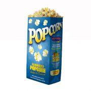 Embalagens Sacos p/ pipocas (Grande) - SUPER - Pct c/ 25 - 100 - 500 un