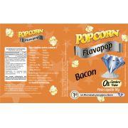 FLAVAPOP - Original de cinema -  Bacon - Micronizado Popcorn  - Pct 1kg