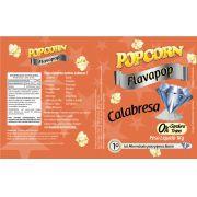 FLAVAPOP - Original de cinema -  Calabresa - Micronizado Popcorn  - Pct 1kg