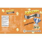 FLAVAPOP - Original de cinema -  Frango assado - Micronizado Popcorn  - Pct 1kg
