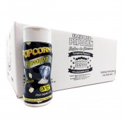 FLAVAPOP - Manteiga - Cx c/ 24 frascos de 125g.