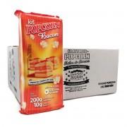 Kits Popcorn Salgado - Escolha o sabor - Caixa com 15 unidades - Atacado