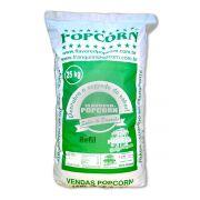 Milho de Pipoca Premium POPCORN - Saco 25kg - Alta expansão