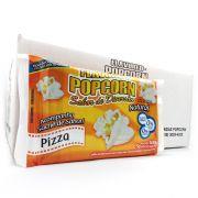 Pipoca Microondas c/ sachê PIZZA - Caixas com 06 Bags ou 16 Bags