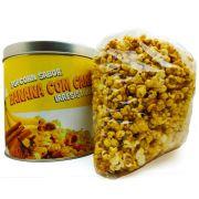 Gourmet Popcorn - Pipoca Artesanal - Chocolate, banana c/ canela, morango, caramelo