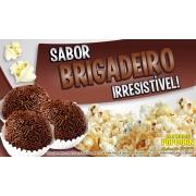 Sabores p/ caramelizar Pipoca Doce - sabor Brigadeiro - 1kg