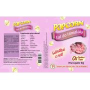 Tempero Pipoca Popcorn - Sal Rosa do Himalaia - 1kg