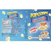 Tempero Pipoca Popcorn - Sabor Parmesão - 1kg