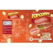 Tempero Pipoca Popcorn - Sabor Picanha - Fardo de 1kg