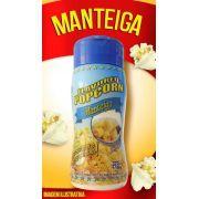 TEMPEROS P/ PIPOCA - Cx 24 FRASCOS - 12 MANTEIGA - 12 CALABRESA - Preço Un. R$ 6,69