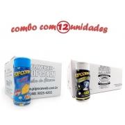 TEMPEROS P/ PIPOCA - Cx 12 FRASCOS - 6 QUEIJO - 6 FLAVAPOP MANTEIGA