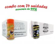 TEMPEROS P/ PIPOCA - Cx 24 FRASCOS - 12 MOLHO MEXICANO - 12 FLAVAPOP MANTEIGA