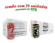 TEMPEROS P/ PIPOCA - Cx 24 FRASCOS - 12 SAL DO HIMALAIA - 12 FLAVAPOP MANTEIGA