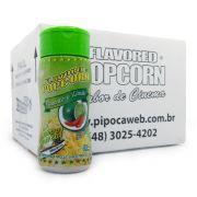 TEMPEROS P/ PIPOCA - CAIXA C/ 12 FRASCOS 100G - SABOR PIMENTA e LIMÃO