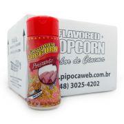 TEMPEROS P/ PIPOCA - SABOR PRESUNTO 100g - Caixa c/ 12 Un - R$ 7,66 cada