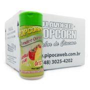 TEMPEROS P/ PIPOCA - SABOR TOMATE E QUEIJO 100g (24 unidades)