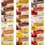 Sabores e Caramelos p/ Pipoca Doce - 18 sabores - Pacote c/ 10kg - Preço de Atacado