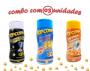 Combo Popcorn - 03 Sabores - 4 Queijos, Flavapop Manteiga e Sal Popcorn