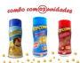 Combo Popcorn - 03 Sabores - 4 Queijos, Parmesão e Churrasco