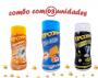 Combo Popcorn - 03 Sabores - Cheddar, Flavapop Manteiga e Sal Popcorn