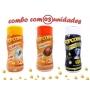 Combo Popcorn - 03 Sabores - Frango Assado, Flavapop Manteiga e Sal Popcorn
