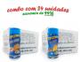 TEMPEROS P/ PIPOCA - Cx 24 FRASCOS - 12 CHEDDAR - 12 QUEIJO