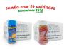 TEMPEROS P/ PIPOCA - Cx 24 FRASCOS - 12 QUEIJO  - 12 SAL DO HIMALAIA