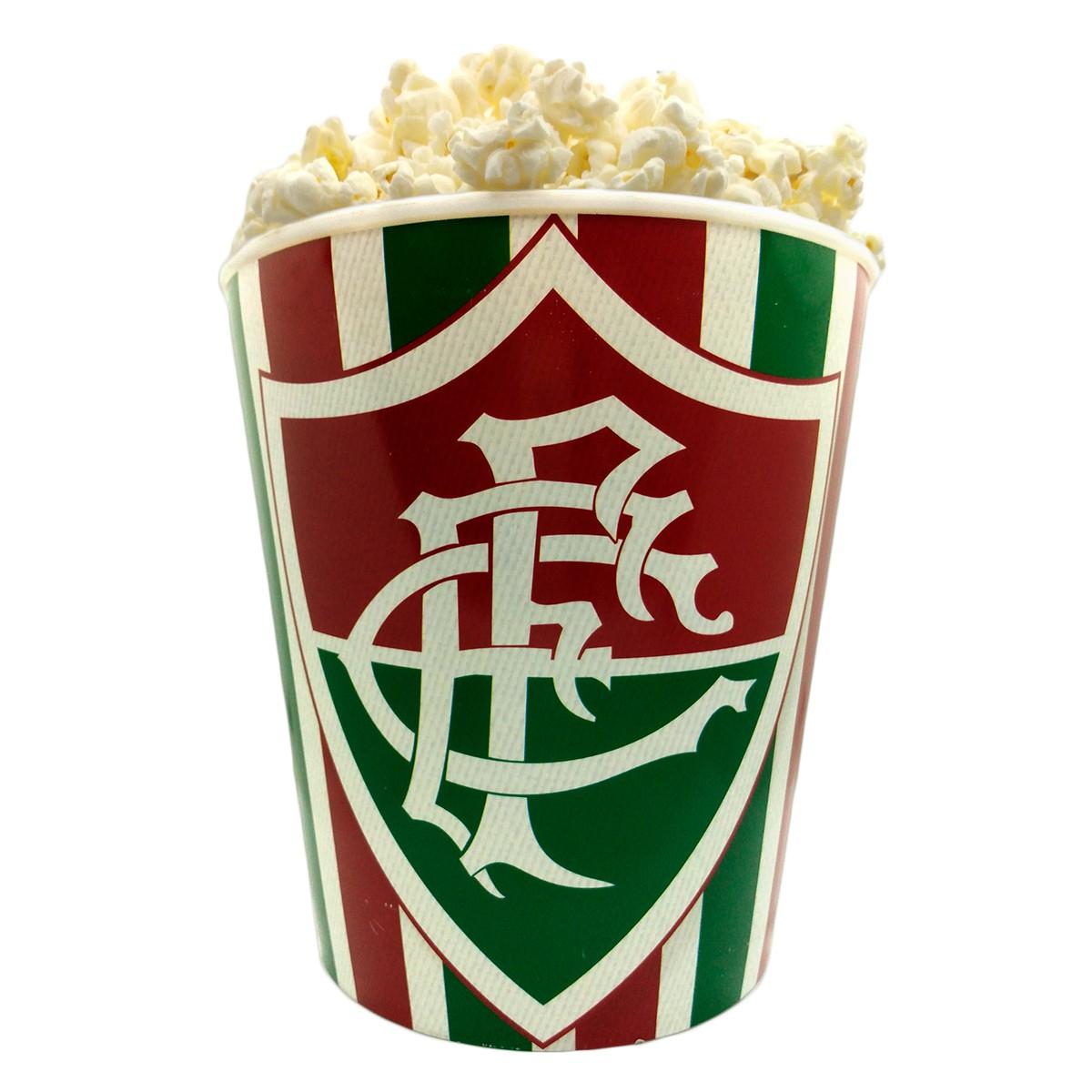 Balde de pipoca do Fluminense