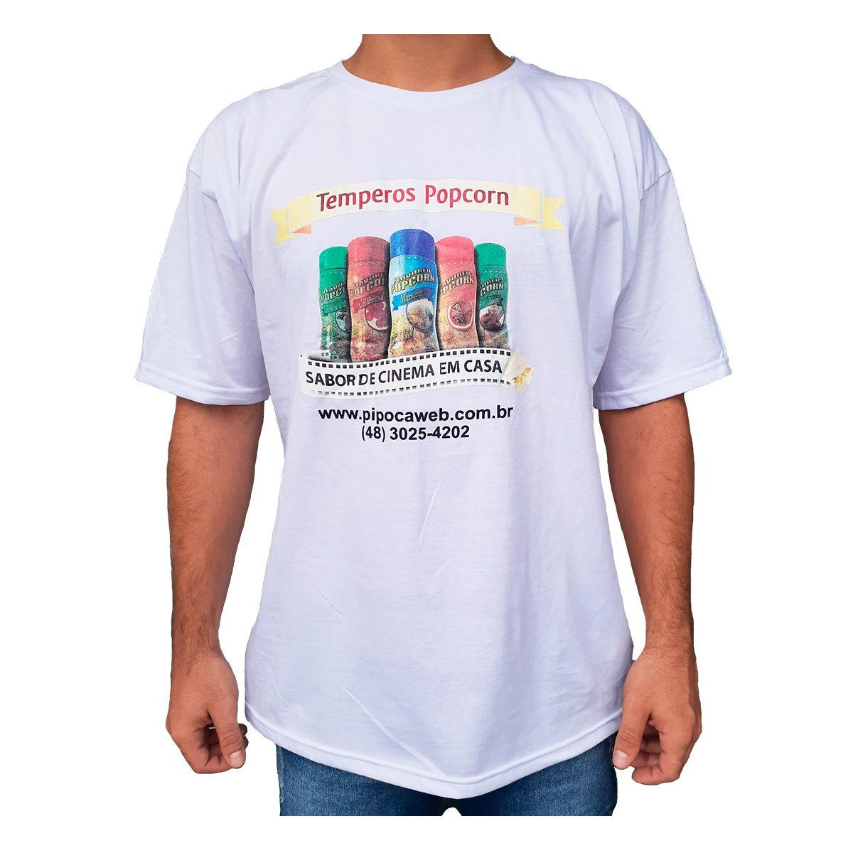 Camisa Popcorn
