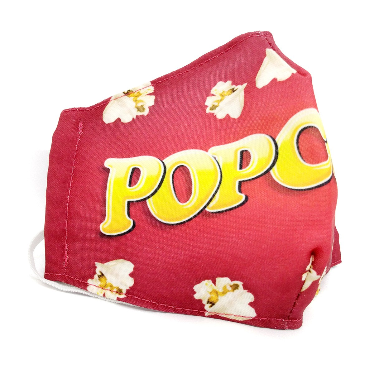 Máscara de Proteção ajustável Popcorn