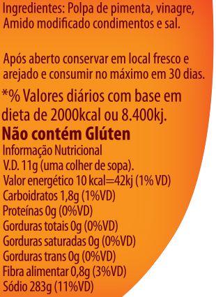 MOLHO DE PIMENTA POPCORN HOT CHILLY 200g