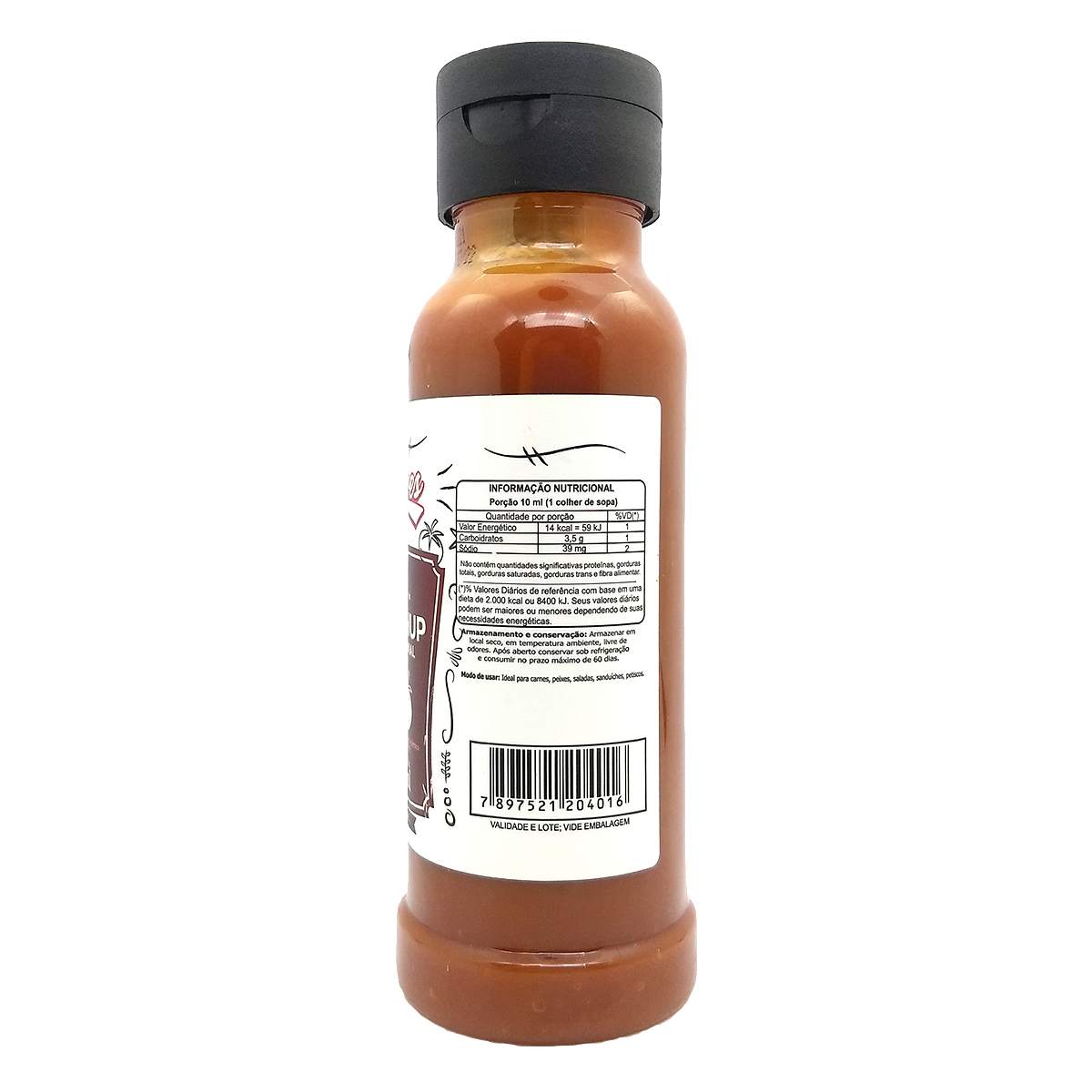 Molho Ketchup Flavored Popcorn 270 ml.
