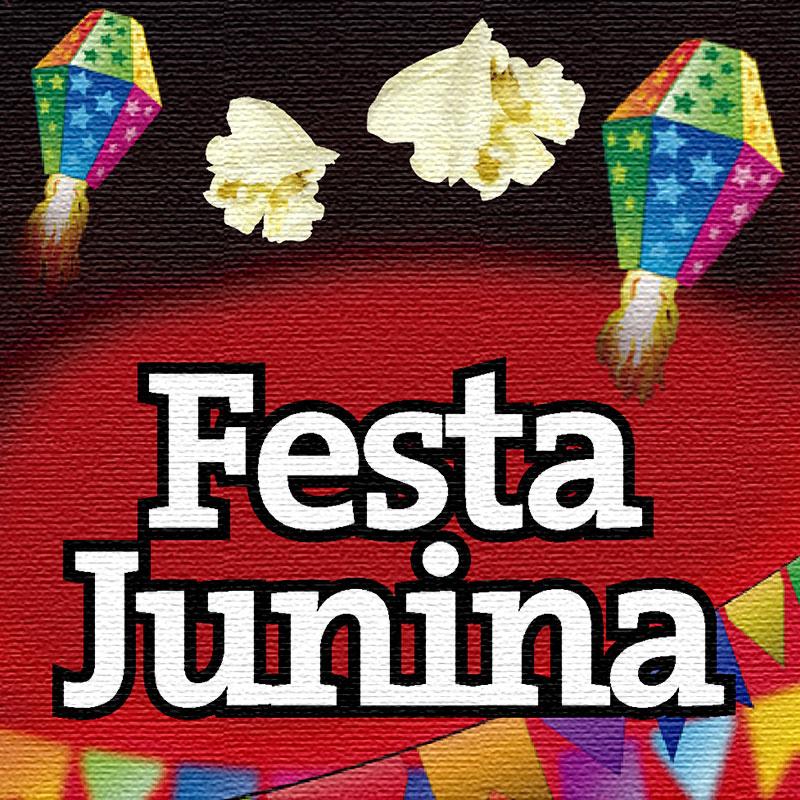 PIPOCA DE FESTAS Nº 2 - FESTA JUNINA