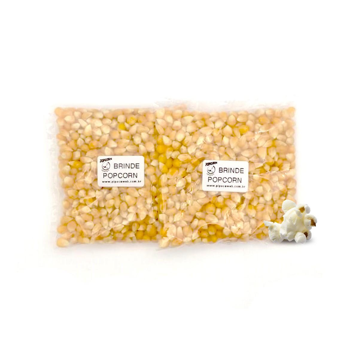 Popcorn Premium - Refil de 100g Milho p/ pipoca