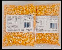 Milho de Pipoca Premium - Refil de 200g Milho p/ pipoca Popcorn - alta expansão