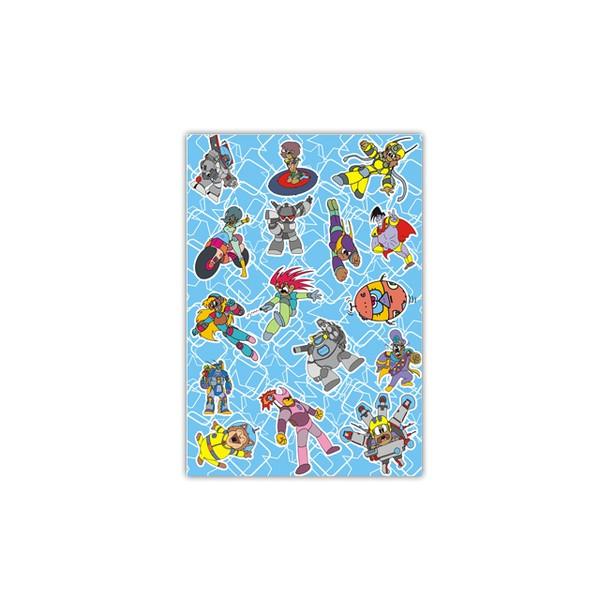 Sacos Presente 25x37 - Cartoon Azul c/ 100 unidades  - Emar - Loja Virtual