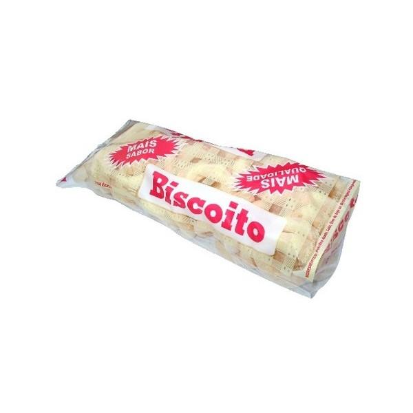 Sacos 18x48 cm Biscoito Polvilho Grande Vermelho c/ 100 unidades  - Emar - Loja Virtual