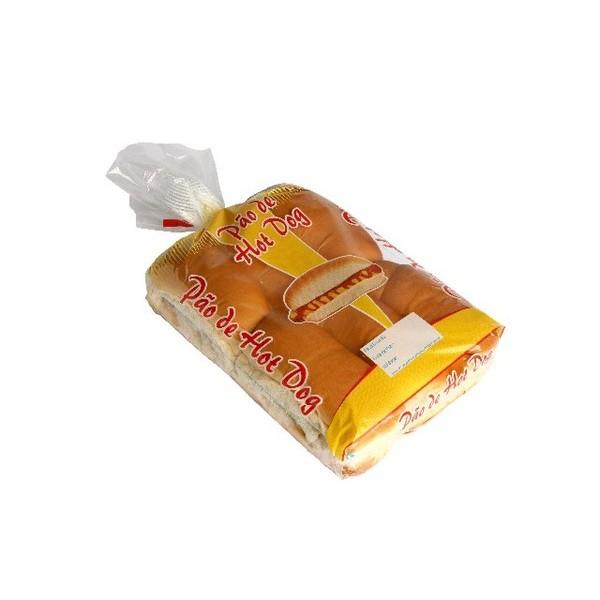 Sacos 25x48 cm Pão de Hot Dog c/ Foto c/ 100 unidades  - Emar - Loja Virtual