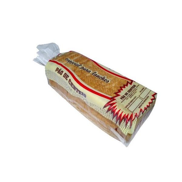 Sacos 23x48 cm Pão de Centeio c/ 100 unidades  - Emar - Loja Virtual