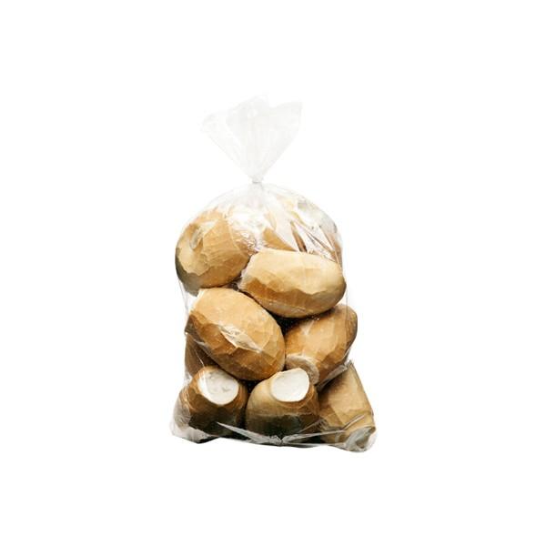 Sacos Microperfurados em Polipropileno para Pães - Sem Impressão com 1.000 unidades